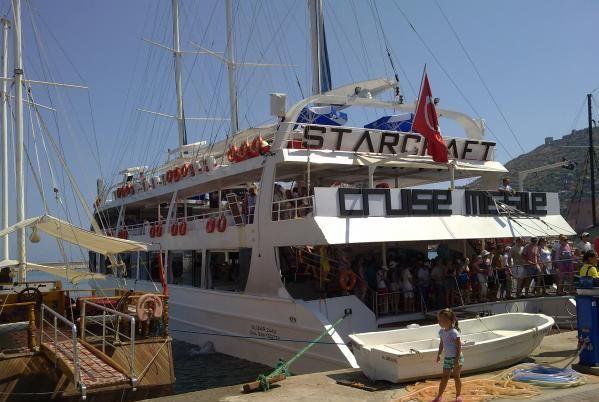 Яхт-Тур Starcraft. Алания