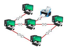 компьютерная одноранговая сеть